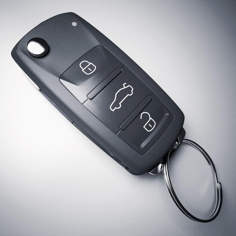 car keys 3ds