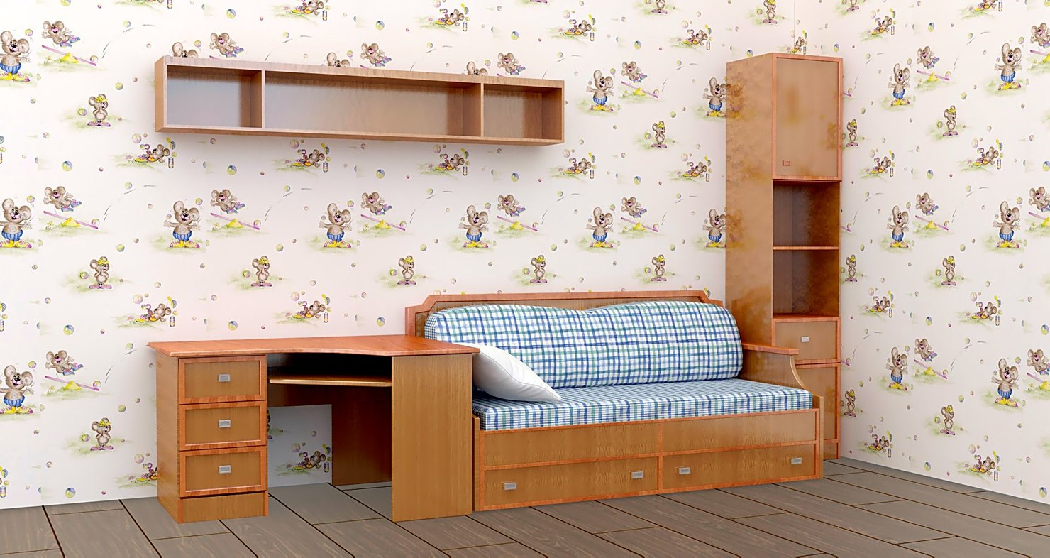 3d children s furniture