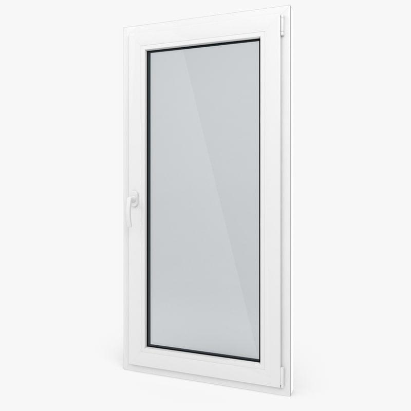 max modern pvc window