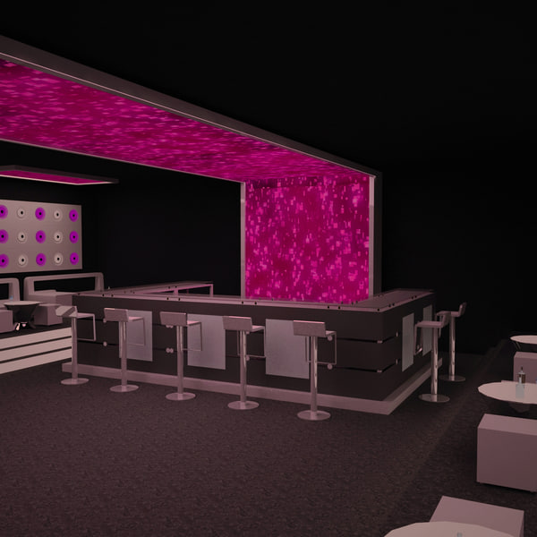 stonette 7 nightclub 3d 3ds