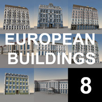 European Buildings Collection 02