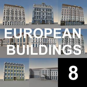 max european buildings europe