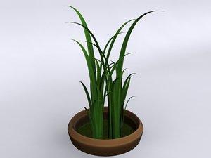 grass blades max