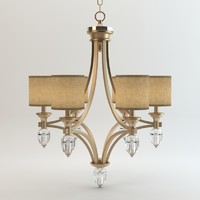 Currey and Company - Sebastian Chandelier Lighting