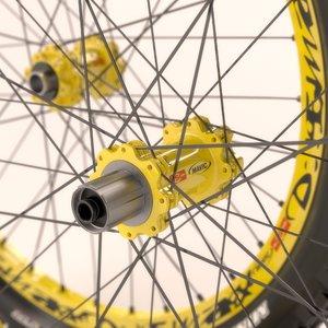 mavic wheelsets 3d