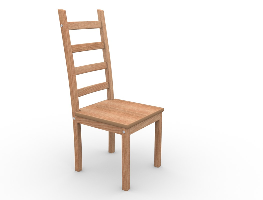 3d chair ikea
