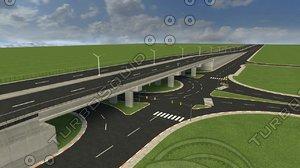 max bridge highway