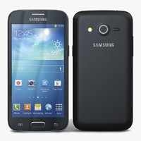 Samsung Galaxy Core LTE Black
