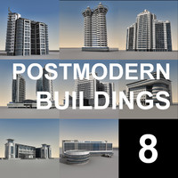 Postmodern Building Collection