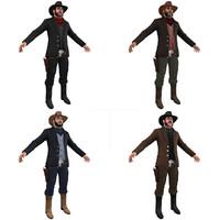 Cowboy PACK 2