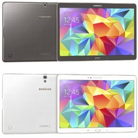 Samsung Galaxy Tab S 10.5 Titanium Bronze And Dazzling WhiteE