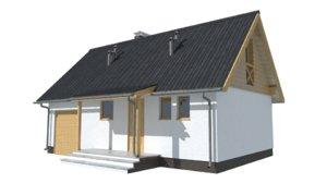 3d danusia house model