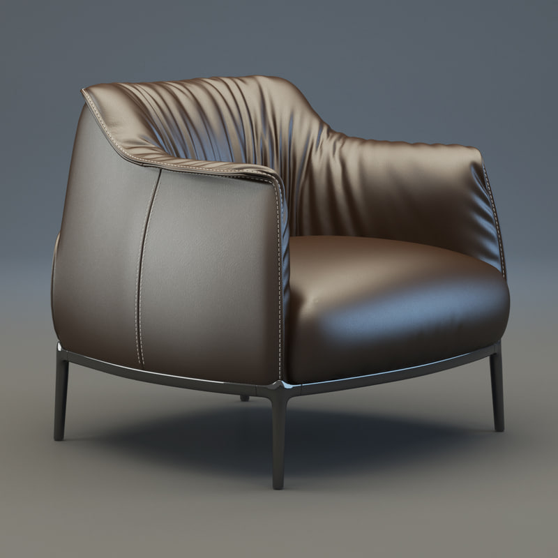 max model archibald armchair poltrona frau