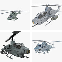bell helicopter 3d model