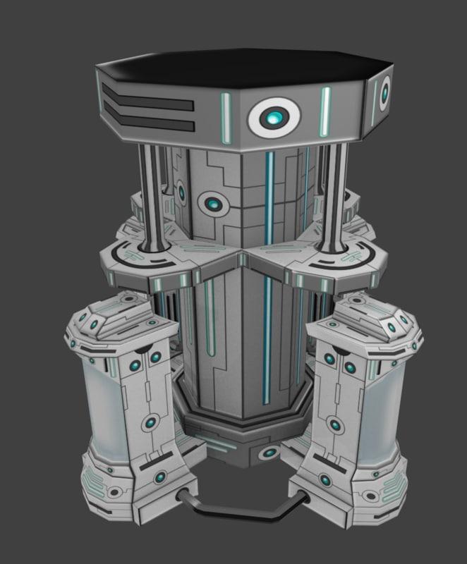 3ds cryogenics machine