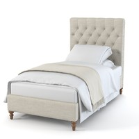 Gramercy Home Franklin Twin Bed