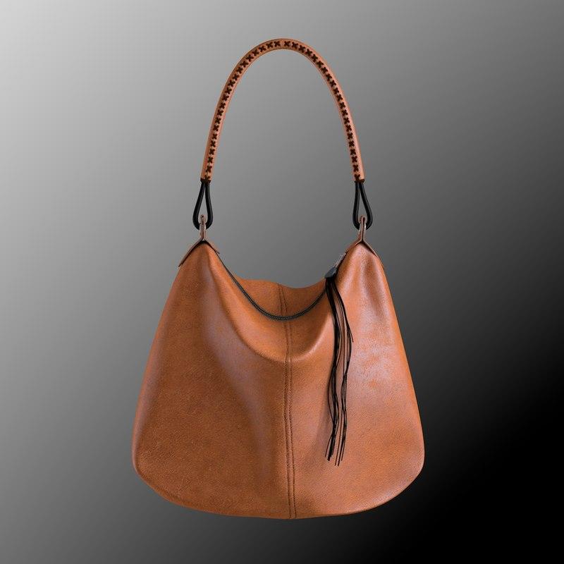 handbag design 3d c4d