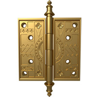 decorative door hinge 3d model