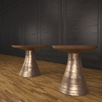 3d model of beaujolais table