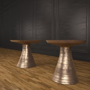 3d model of beaujolais table