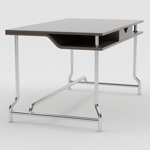 alivar desk 3d max