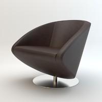 arketipo love armchair obj