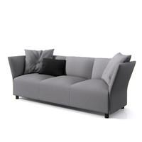 3ds max padova sofa tuareg