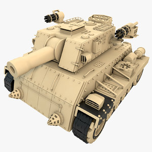 generic modern tank obj