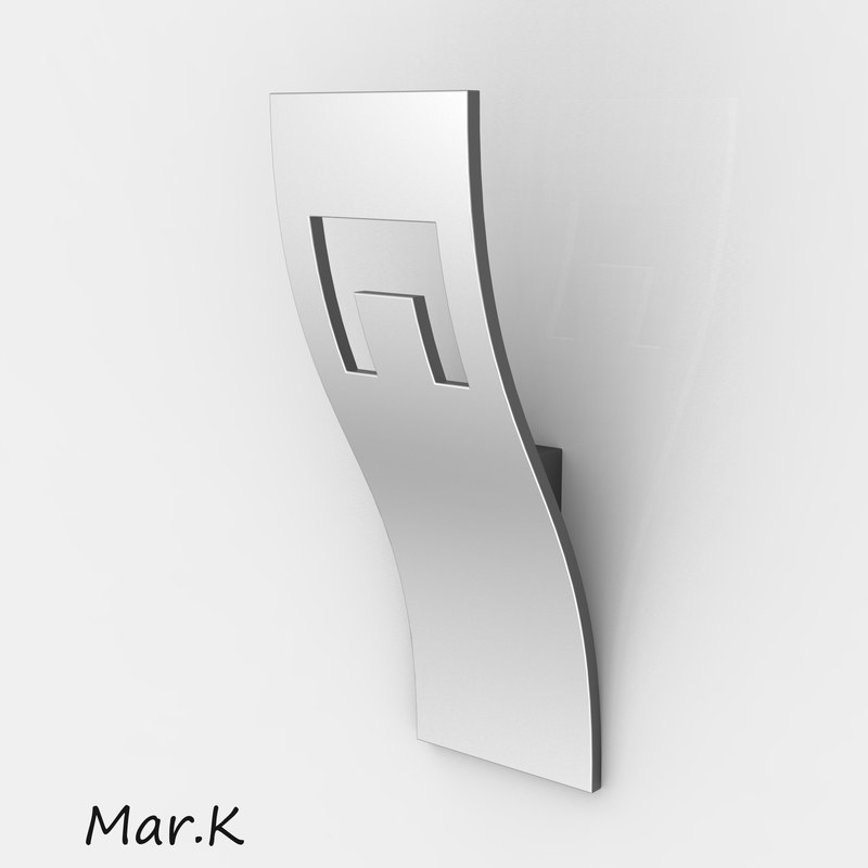 coat hook inauris 3d 3ds