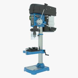 3d 3ds drilling machine