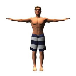 lwo beach boy