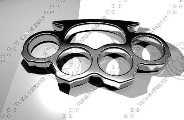 maya brass knuckles nuckle
