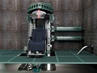 Chair Laboratory Scifi