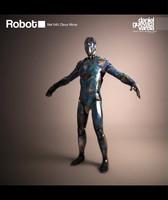 miner robot