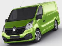 Renault Trafic 2015 panel van