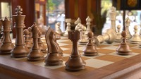 3d model chess set