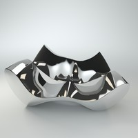 europa ron arad sofa 3d model