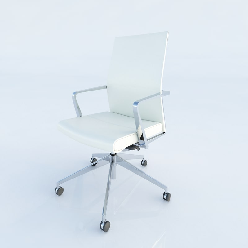 3d model sava chair