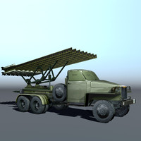 installation artillery katusha military max free