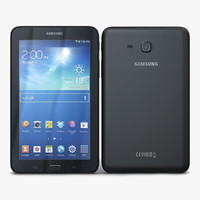 Samsung Galaxy Tab 3 Lite 7.0 & 3G Black