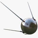 Sputnik 1 3D models