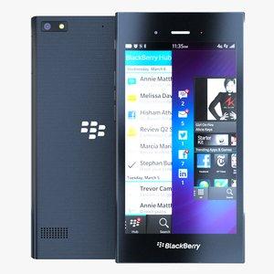 max blackberry z3