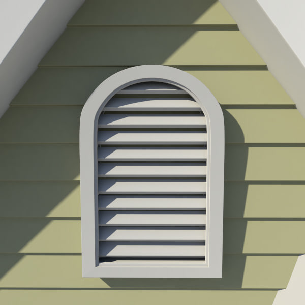 decorative gable vent max