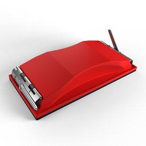 hand sander 3d model
