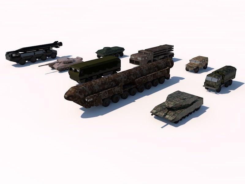 3d model bm-30 t-90 tank m