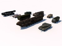 LAND MILITARY PACK