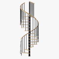 Spiral Stair By Arke