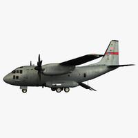 c-27j spartan 3d obj
