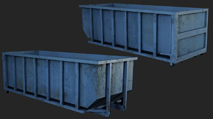 obj large dumpster