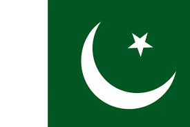 3d pakistani flag model
